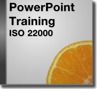ISO 22000 Training PowerPoint