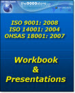 ISO 9001-14001-OHSAS 18001 Workbook and Presentation