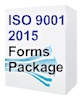 ISO 9001:20015 QMS Forms
