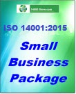 14001:2015 Small Business Package
