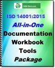 14001:2015 All-in-One Documentation and Training Package
