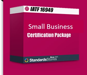 16949:2016 Small Business Package