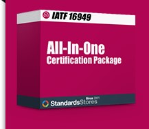 16949:2016 All-in-One Documentation and Training Package